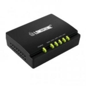 ADSL Router with 4 x 10/100Mbps Switch