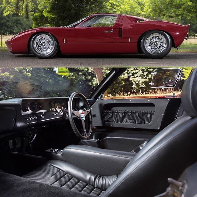 1966 ford gt40 mk1 one of only 31 gt40