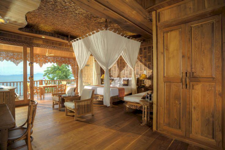 Santhiya Koh Yao Yai resort Thialand-Guestroom