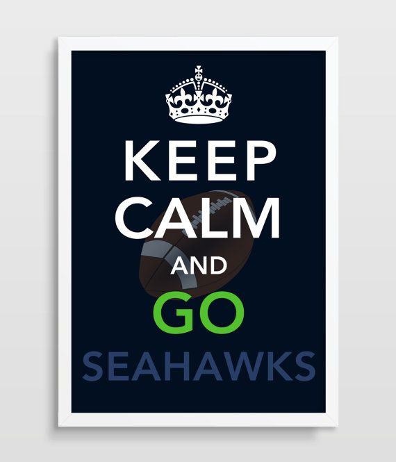 Hey, I found this really awesome Etsy listing at https://www.etsy.com/listing/197489698/seattle-seahawks-keep-calm-football