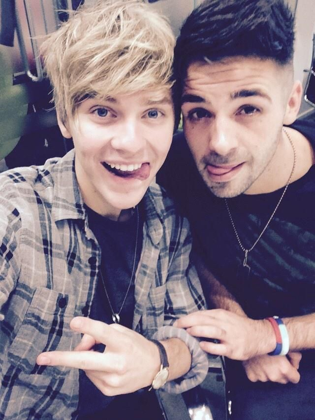 X Factor Boys: Mikey (Only The Young), Ben