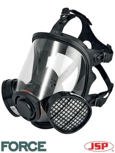 Maska ochronna pełnotwarzowa MAS-FORCE10 promocja! - INTERNETOWY SKLEP BHP - artykuły i sprzęt bhp, odzież robocza, środki ochrony indywidualnej