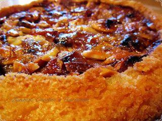 Zenzero candito e uncinetti: Torta di mele o meglio The grief apple tart
