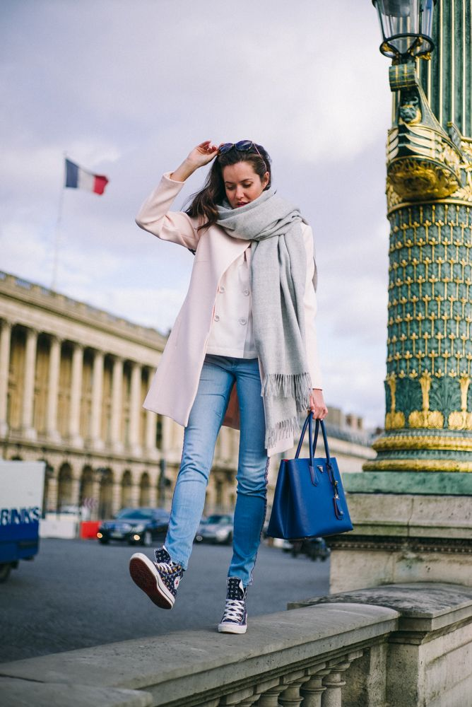 Paris Fashion Week {One} - The Londoner