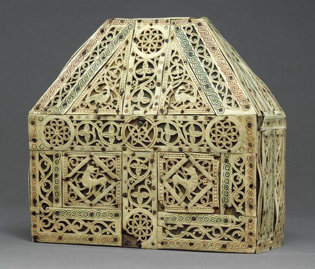 Бурса реликварий [Северная итальянская] (53.19.2) | Хеилбранн Хронология истории искусств | Столичный Музей Искусства