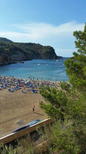 San Miguel Beach Club in Ibiza