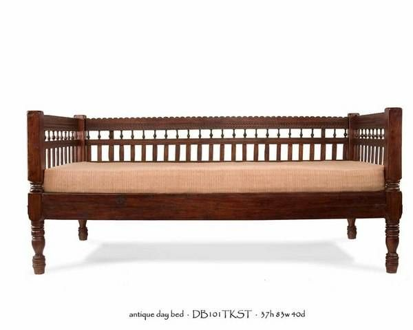 British Colonial Daybed New Warehouse Sale This Sat Sunday