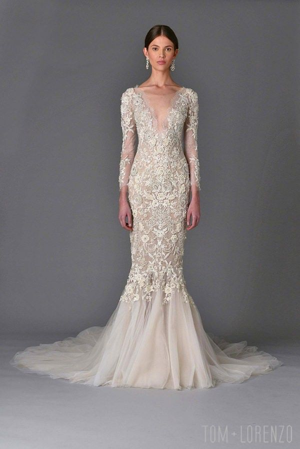Ehud asherie wedding dress
