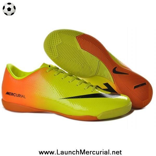 Nike Mercurial Victory VI Rouge Fluo Noir