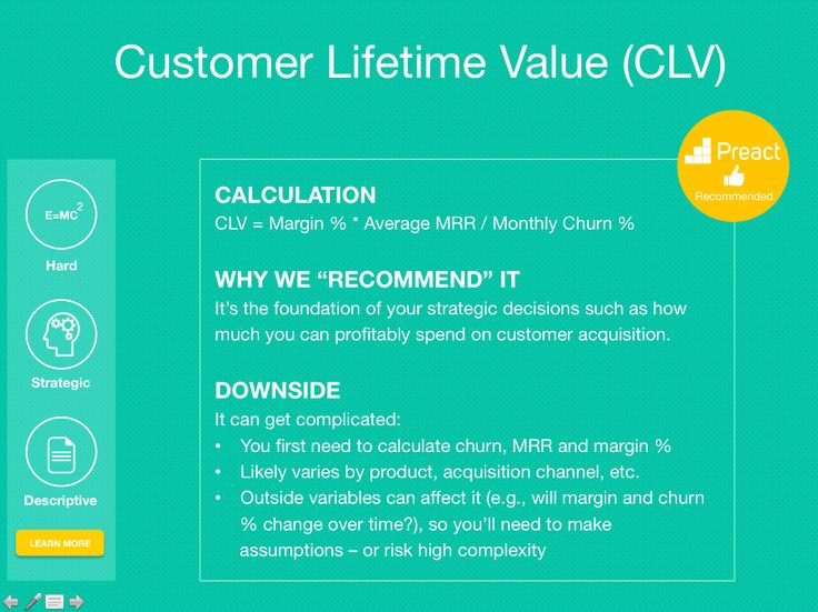 customer lifetime value clv is an essential customer success metric this is a high level. Black Bedroom Furniture Sets. Home Design Ideas