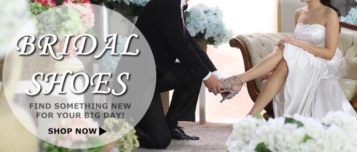 SHOESONEBIZ wedding shoes