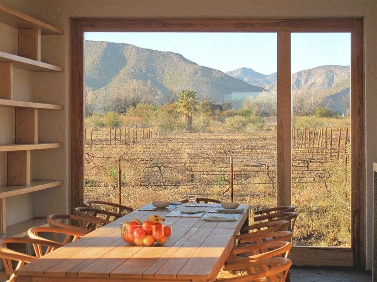 Superior Dining Room View Of Mountain Range, Hans Wegner Inspired Chairs In  Swartberg House By Openstudio