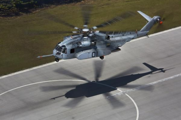 Sikorsky Aircraft has received a $304 million modification to an existing contract for the production of two CH-53K helicopters for the…