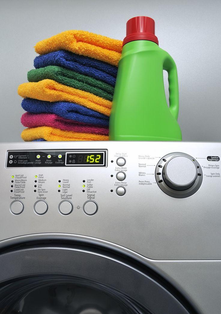 Nieuwe handdoeken wassen. http://www.ikzoekeenschoonmaakster.nl/blog/nieuwe-handdoeken-wassen/