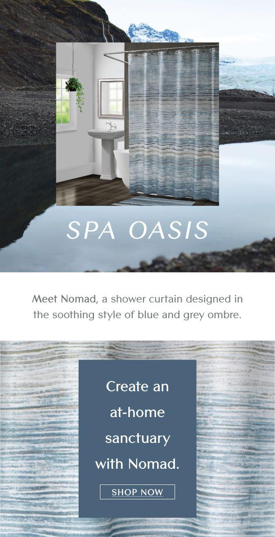 croscill nomad bath collection spa