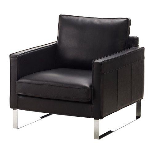 MELLBY Chair - Grann black  - IKEA