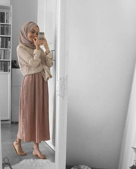 Simple Hijab Chic Models: 10 Simple and Stylish Hijabs