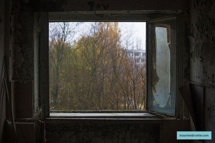Chernobyl Autumn 2015 #2
