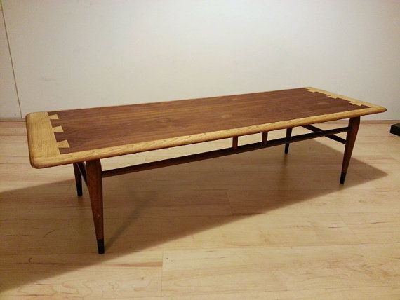 Vintage Lane Dovetail Coffee Table By Readymadeobjects On