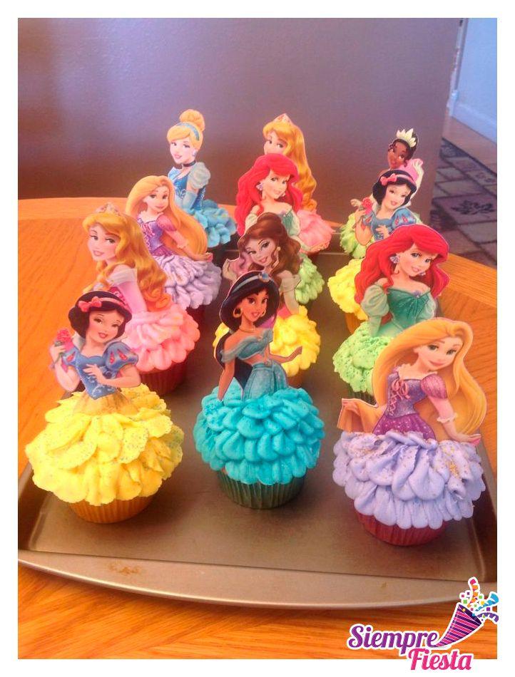 Ideas para fiesta de cumplea os de princesas disney con - Todo para fiestas de cumpleanos ...