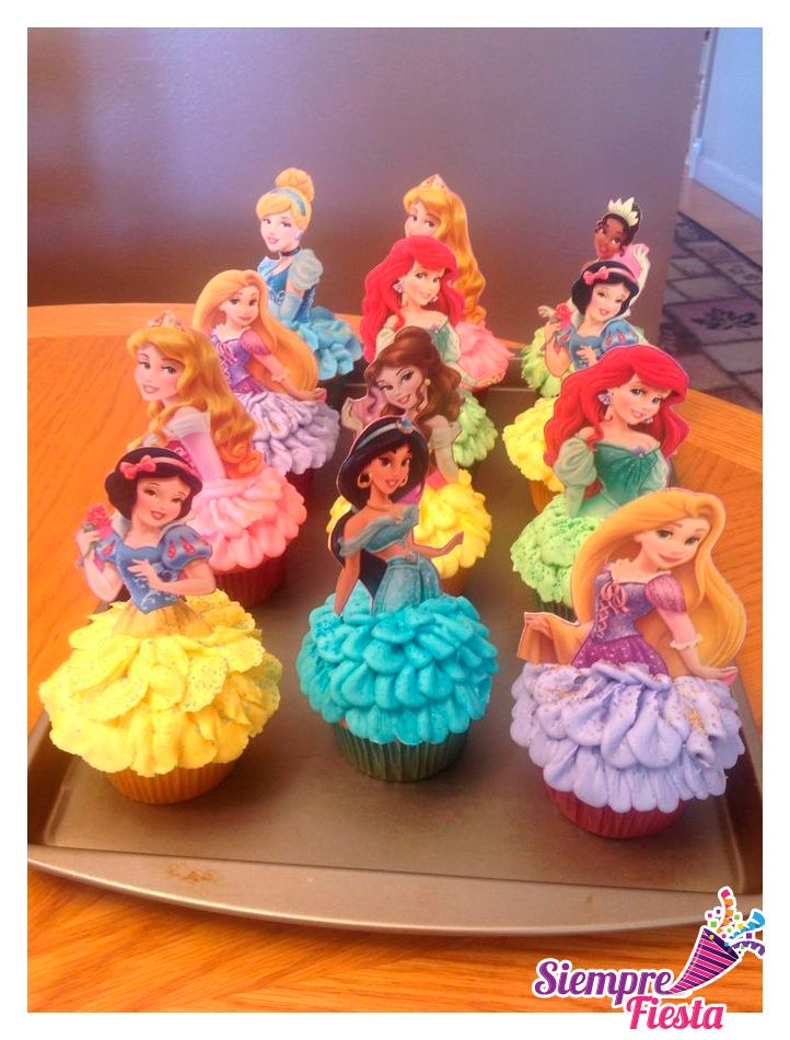 Las 25 mejores ideas sobre torta de bella durmiente en - Fiestas infantiles princesas disney ...