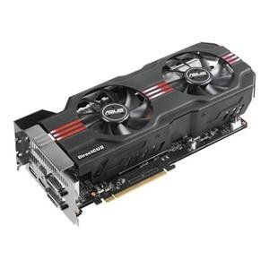 Asus US, GeForce GTX680 2GB PCIe (Catalog Category: Video Cards / Video Cards- PCI-e nVIDIA) by Asus. $686.04. Asus US, GeForce GTX680 2GB PCIe (Catalog Category: Video Cards / Video Cards- PCI-e nVIDIA) The newly arr ived ASUS GTX680-DC2-2GD5 ships with 28nm GPUs and 2GB GDDR5. To fully harness the power of new GPU technology GTX680-DC2-2GD5 comes with ASUS exclusive DirectCU II fansink and five flatten copper heat-pipes directly contacted the GPU not only ma...