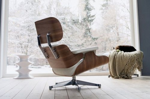 I will always want one (and am jealous of @Kristin Miracle Lewis always!) Classic #Eames Lounge