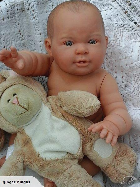Reborn Baby Boy, 'Lucas' by Berenguer | Trade Me reborn by myself