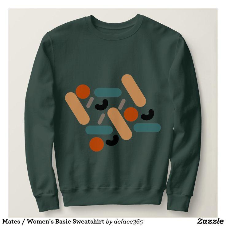 Mates / Women's Basic Sweatshirt