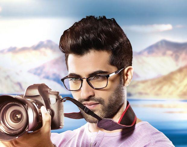 Akshay Oberoi's photoshoot for 'Insist' eyewear - Bollywood Hungama #FansnStars