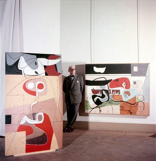 3 парижские выставки Ле Корбюзье, которые не стоит пропускать