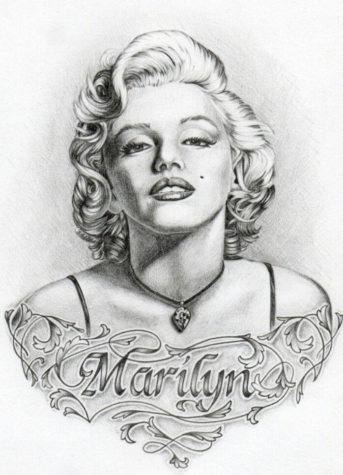 "Marilyn Monroe ""Art"""