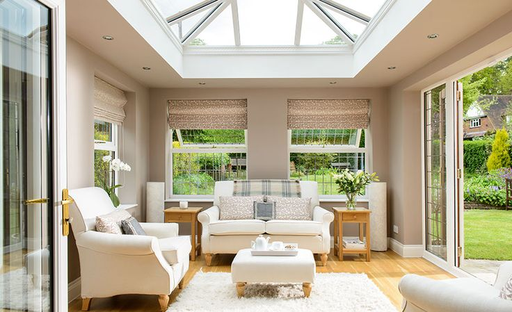 Orangery-Style Conservatory Extension   Anglian Home
