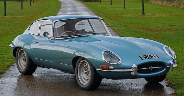 1966 Jaguar E-Type 'Series 1' 4½-Litre Coupé to 'Fast Road' specification  Chassis no. 1E 21173 Tim Scott