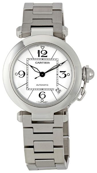 Love the cartier pasha! This will be my watch one day soon.