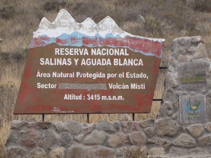 Es sind von Arequipa aus auch Treks auf den Vulkan Misti möglich.