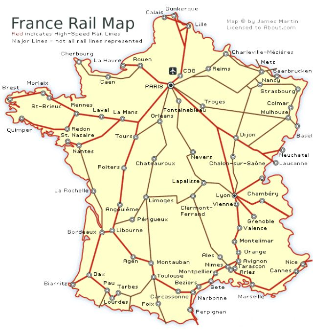 France Travel Essentials - Before You Travel to France (I'm sure this will come in handy one day! - NH)