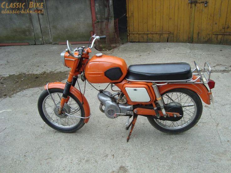Mobra S50 Bacau - Classic Bike