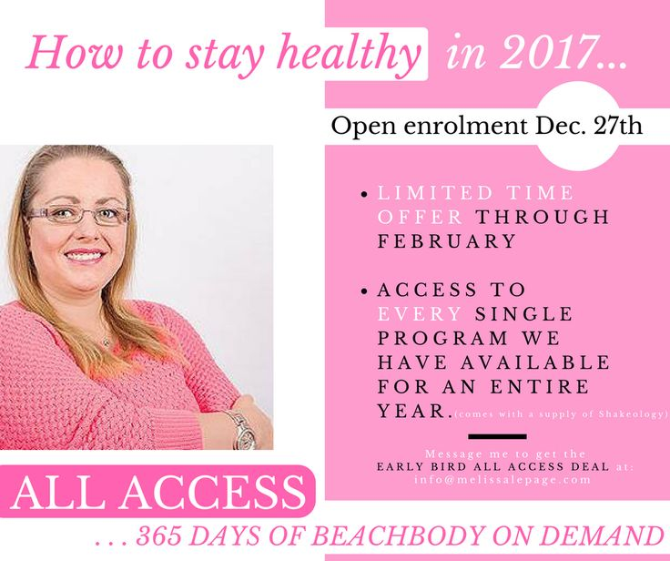 What Is the ALL-ACCESS Beachbody On Demand Challenge Pack Membership - Melissa Lepage