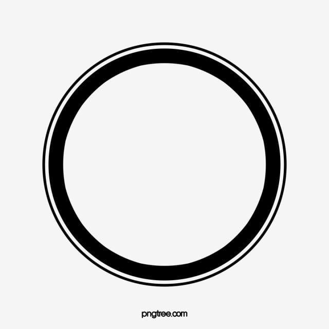 Black Circles Circular Circle Clipart Black Circles Png Transparent Clipart Image And Psd File For Free Download Circle Logo Design Round Logo Design Photo Logo Design