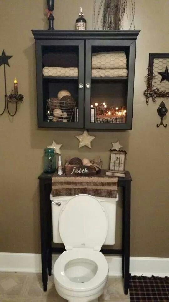 16 best Country Bathroom Decor images on Pinterest  Bathroom Home ideas and Bathrooms