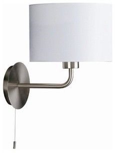 Attractive One Light Wall Sconce With Pull Switch   Modern   Lighting     By AllModern
