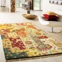 VINTAGE GOLD - Woll-Teppiche von Kibek