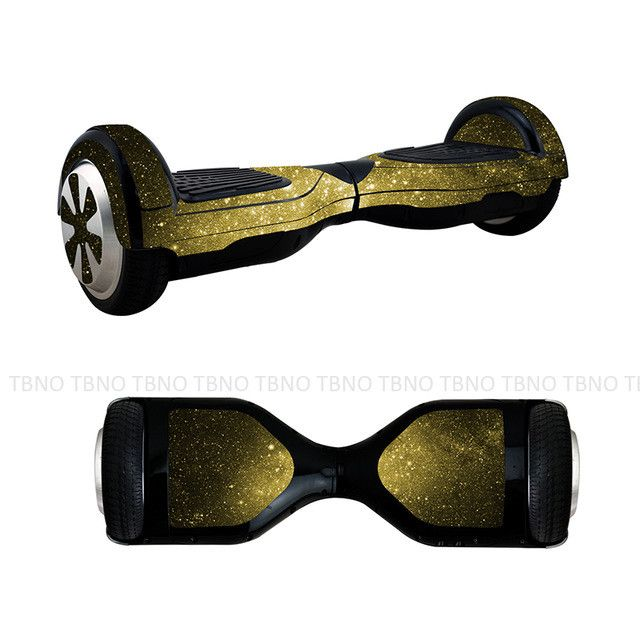 Cool Protective Adhesive Vinyl Skin Wrap for Electric Balance Scooter Mini Hoverboard 2 Wheel Self Balancing Unicycle Sticker