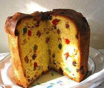 Pan dulce Argentino de navidad. Ver la receta http://www.mis-recetas.org/recetas/show/25263-pan-dulce-argentino-de-navidad