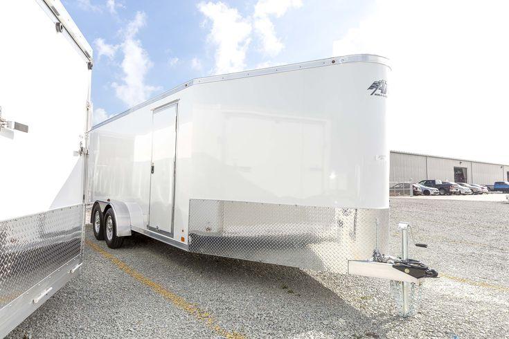 Raven Snowmobile Trailer - ATC Trailers