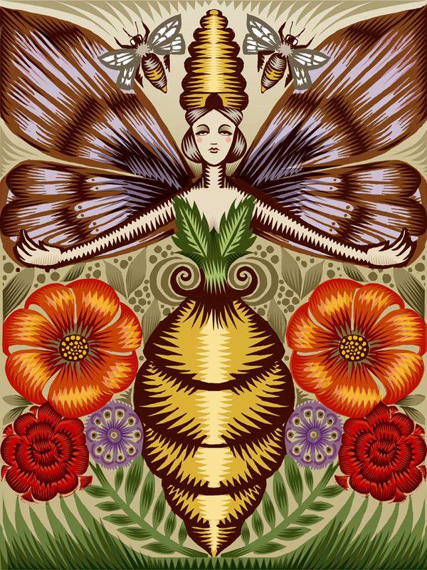 Bee Goddess, Q. Cassetti