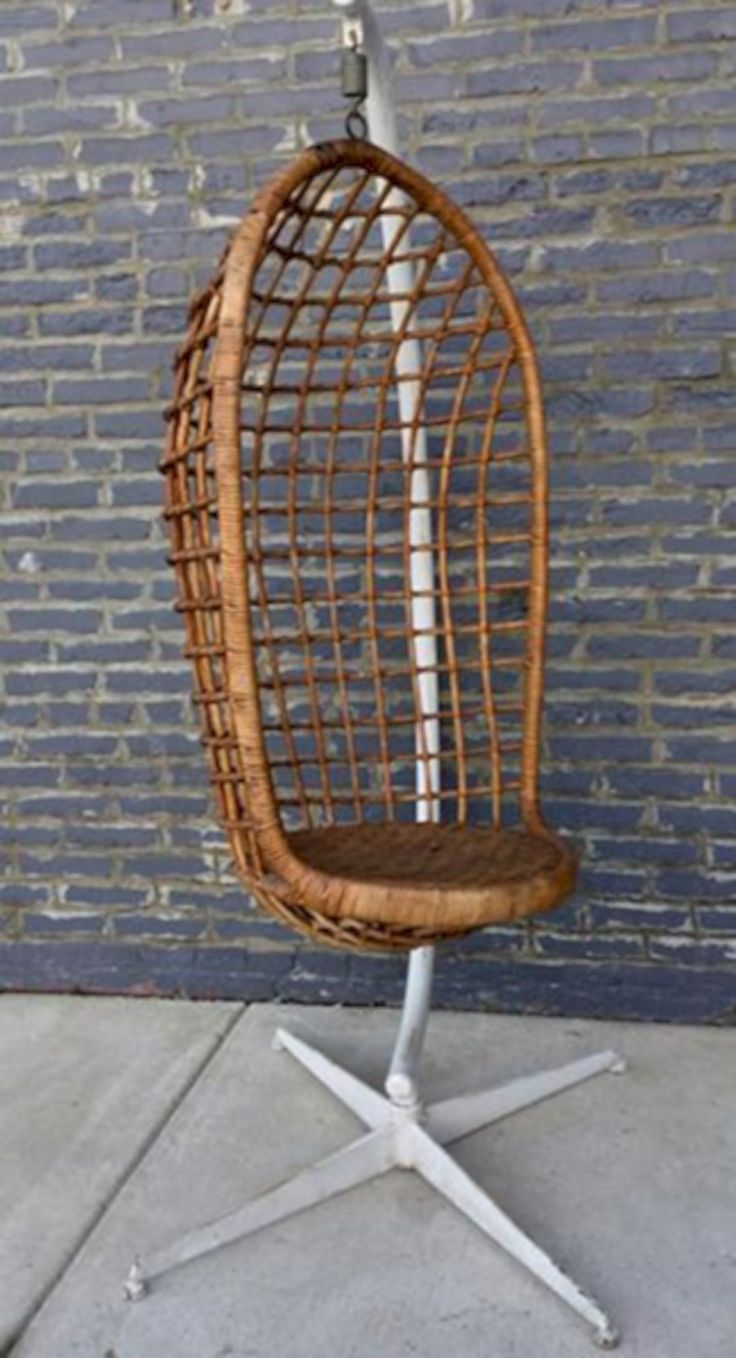 Super Cozy Hanging Rattan Chairs 85 Best