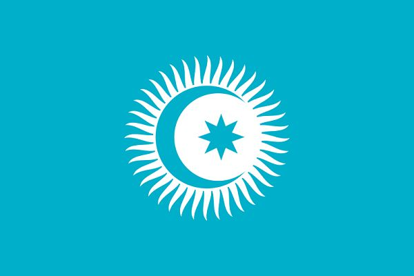 Flag of the Turkic Council