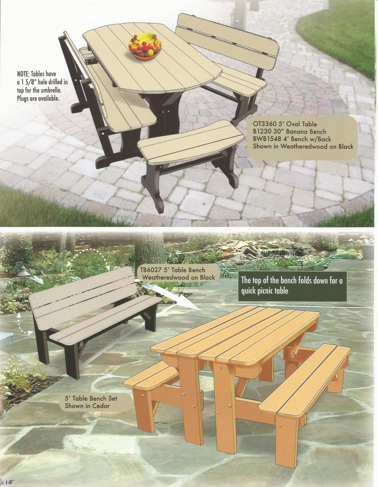 2015 Leviu0027s Lawn Furniture / Poly Lumber Outdoor Furniture/ Eu0026G Amish  Furniture